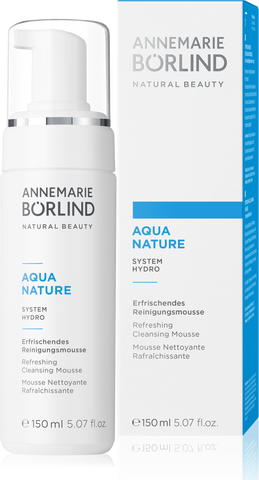 Annemarie Borlind AquaNature Refreshing Cleansing Mousse