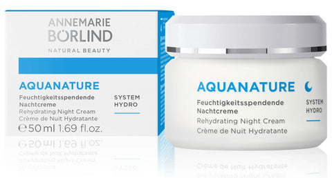 Annemarie Borlind AquaNature Rehydrating Night Cream