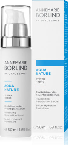 Annemarie Borlind AquaNature Revitalizing Rehydration Serum