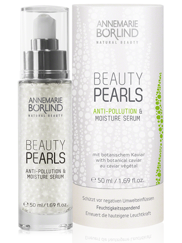 Annemarie Borlind Beauty Pearls Anti-Pollution & Moisture Serum