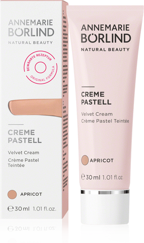 Annemarie Borlind Velvet Cream - Apricot