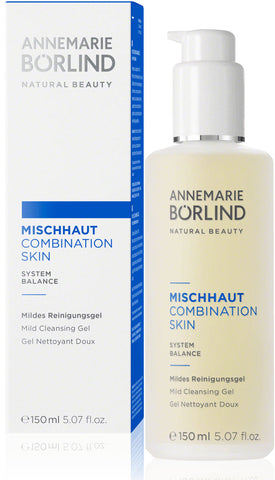 Annemarie Borlind Combination Skin Mild Cleansing Gel