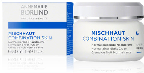 Annemarie Borlind Combination Skin Normalizing Night Cream