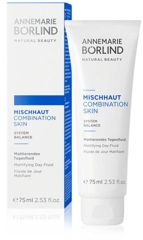 Annemarie Borlind Combination Skin Mattifying Day Fluid