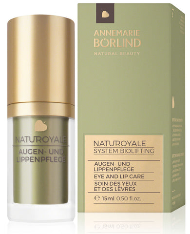 Annemarie Borlind NatuRoyale Biolifting Eye and Lip Care