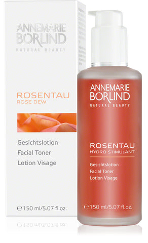 Annemarie Borlind Rose Dew Facial Toner