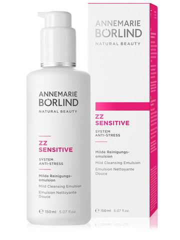 Annemarie Borlind ZZ Sensitive Mild Cleansing Emulsion