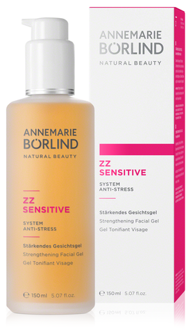 Annemarie Borlind ZZ Sensitive Strengthening Facial Gel