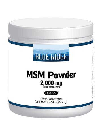 Blue Ridge MSM Powder