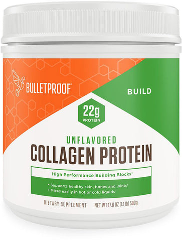 Bulletproof Collagen Protein Powder