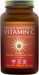 HealthForce SuperFoods Truly Natural Vitamin C