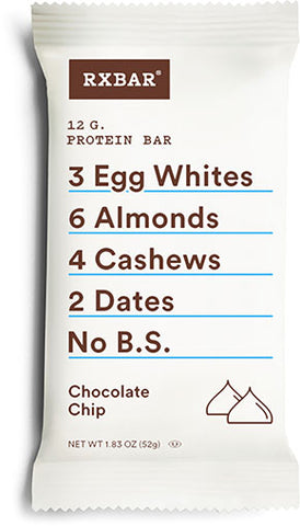 RXBAR - Chocolate Chip