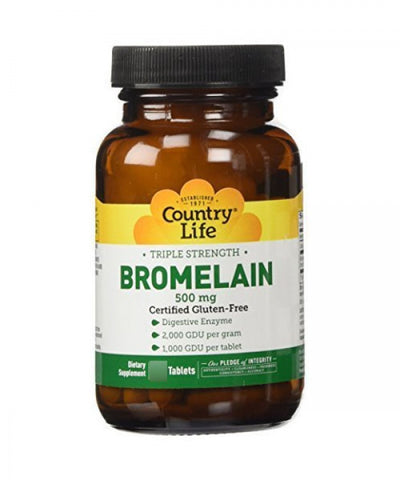 Country Life Bromelain