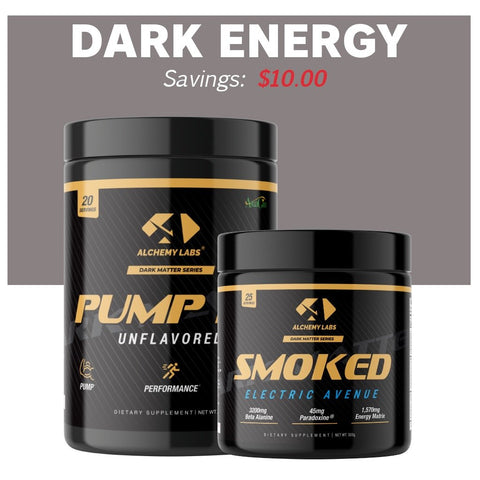 Alchemy Labs Dark Energy Pre-Workout Stack