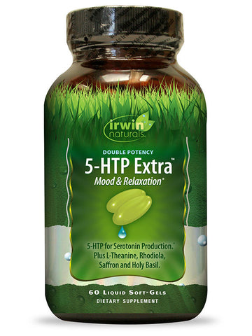 Irwin Naturals Double Potency 5-HTP Extra