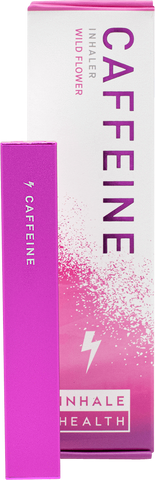Inhale Health Caffeine Inhaler - Wild Flower