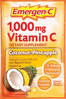 Alacer Emergen-C - Coconut-Pineapple