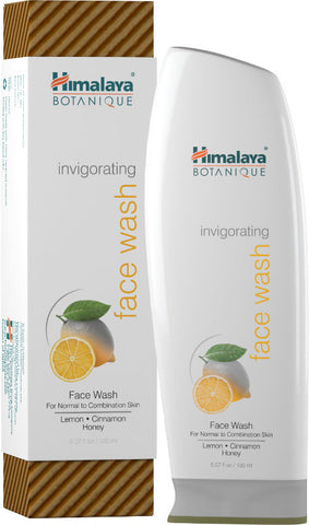 Himalaya Botanique Invigorating Face Wash
