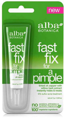 Alba Botanica Fast Fix for a Pimple