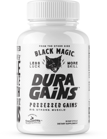 Black Magic Supple Dura Gains