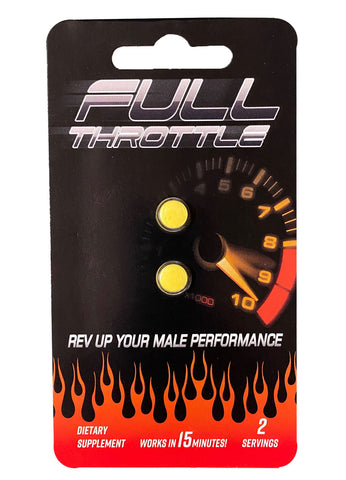 Full Throttle (2 Servings)