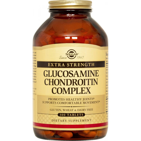 Solgar Extra Strength Glucosamine Chondroitin Complex