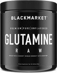 Blackmarket Labs RAW L-Glutamine