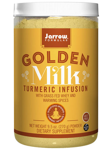 Jarrow Formulas Golden Milk Turmeric Infusion