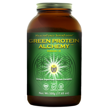 HealthForce SuperFoods Green Protein Alchemy