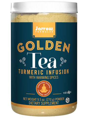 Jarrow Formulas Golden Tea Turmeric Infusion