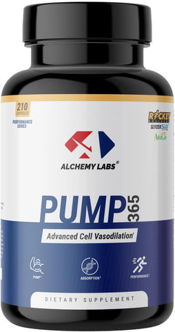 Alchemy Labs PUMP 365