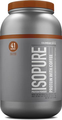 Natures Best ISOPURE Coffee