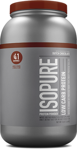Nature's Best Isopure Zero/Low Carb