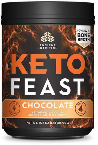 Ancient Nutrition Keto FEAST