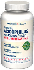 American Health Probiotic Acidophilus with Citrus Pectin