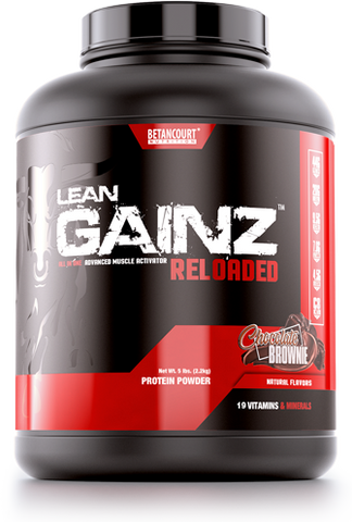 Betancourt Nutrition Lean Gainz Reloaded