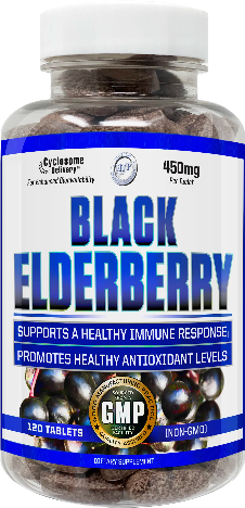 Hi-Tech Pharmaceuticals Black Elderberry