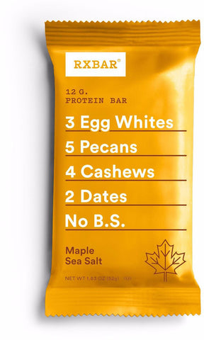 RXBAR - Maple Sea Salt