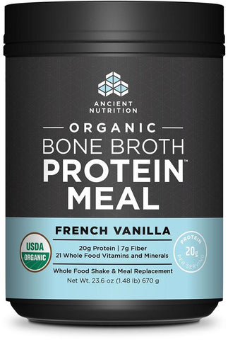 Ancient Nutrition Organic Bone Broth Protein Meal