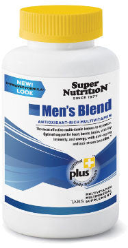 Super Nutrition Mens Blend (Iron Free)