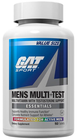 GAT Sport Mens Multi + Test (Value Size)