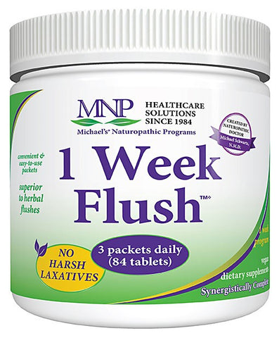 Michael's Naturopathic Programs 1  Week Flush