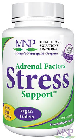 Michaels Naturopathic Programs Adrenal Factors Stress Support