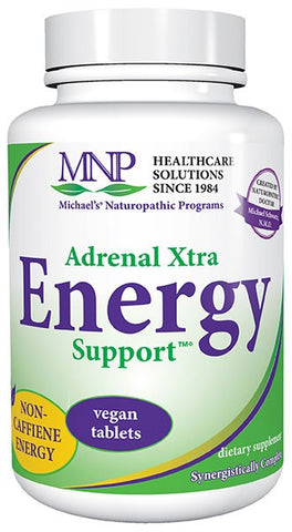 Michaels Naturopathic Programs Adrenal Xtra Energy Support