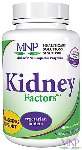 Michael's Naturopathic Programs Kidney Factors