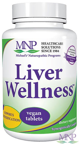 Michaels Naturopathic Programs Liver Wellness