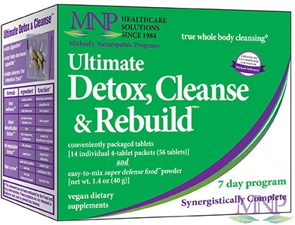 Michael's Naturopathic Programs Ultimate Detox, Cleanse & Rebuild