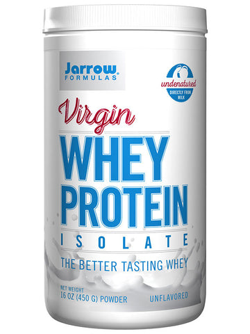 Jarrow Formulas Virgin Whey Protein Isolate - Unflavored