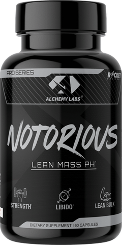 Alchemy Labs Notorious Lean Mass PH