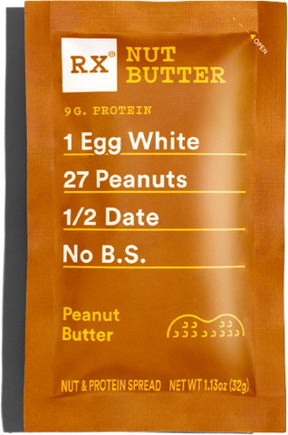 RX Nut Butter - Peanut Butter